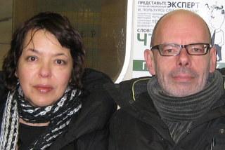 Tania et Gilles Morel